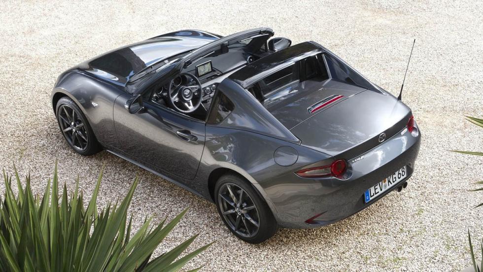 5 coches que deberíamos odiar los petrolhead - Mazda MX-5 RF