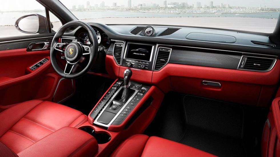 5 coches que deberíamos odiar los petrolhead - Porsche Macan