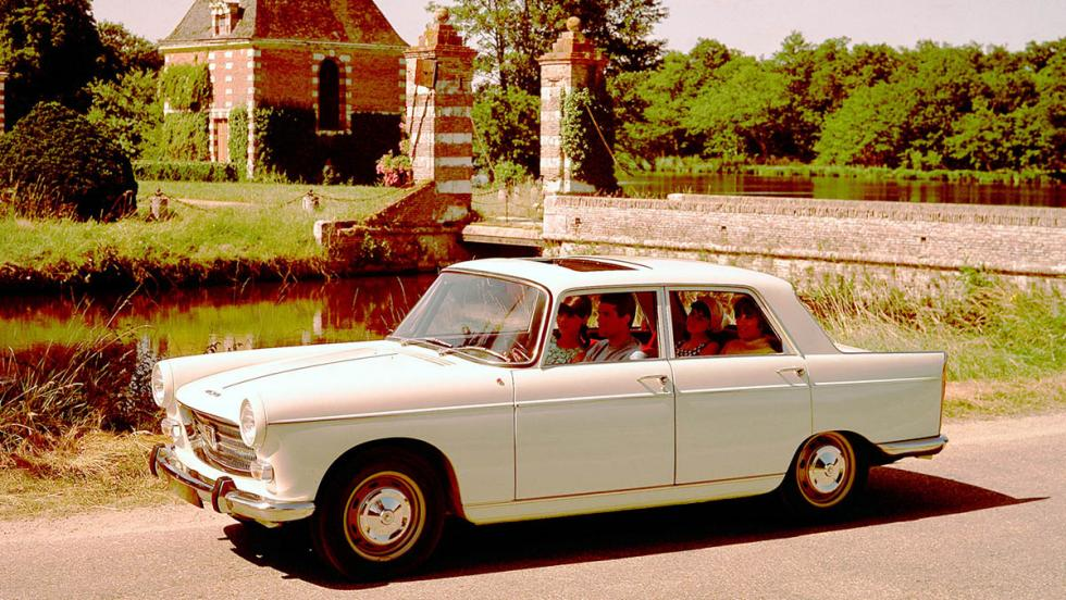 5 coches que no conoces de Peugeot - Peugeot 404