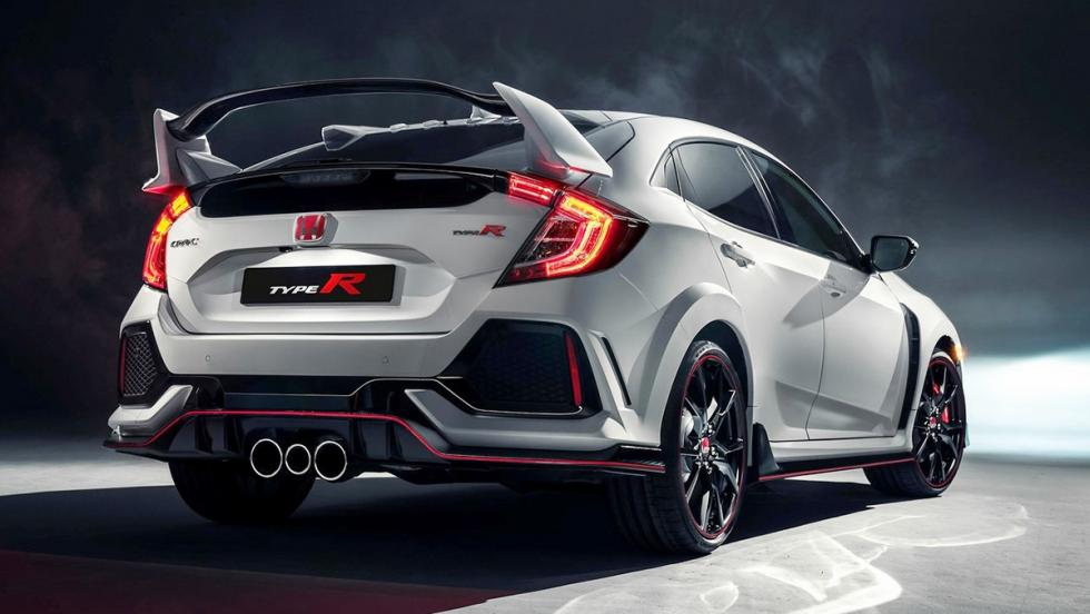 5 coches que son un imán para la Guardia Civil de Tráfico - Honda Civic Type R