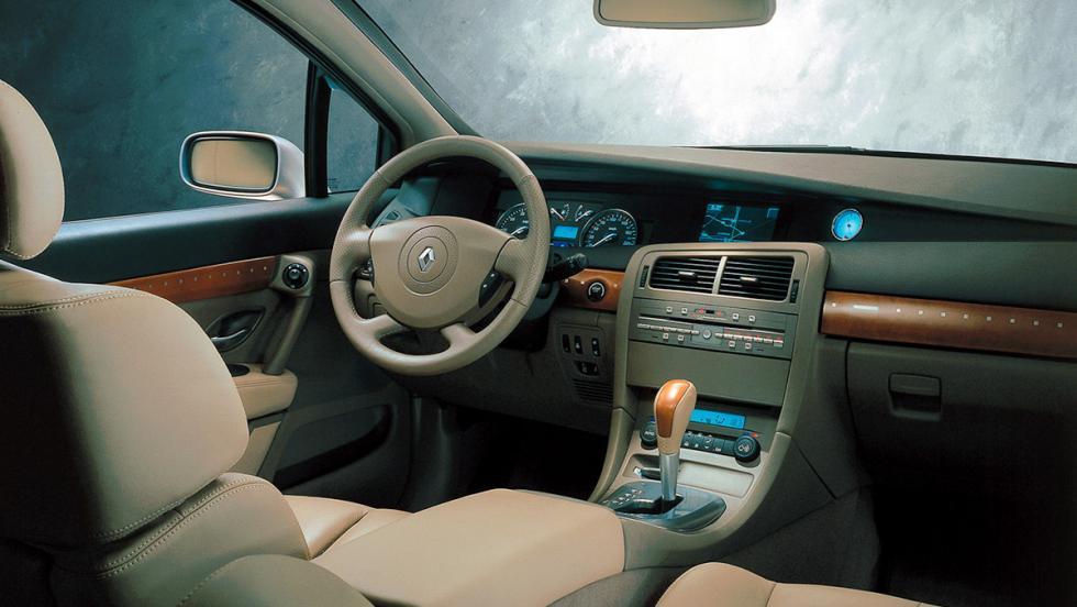 5 grandes fracasos del automóvil - Renault Vel Satis