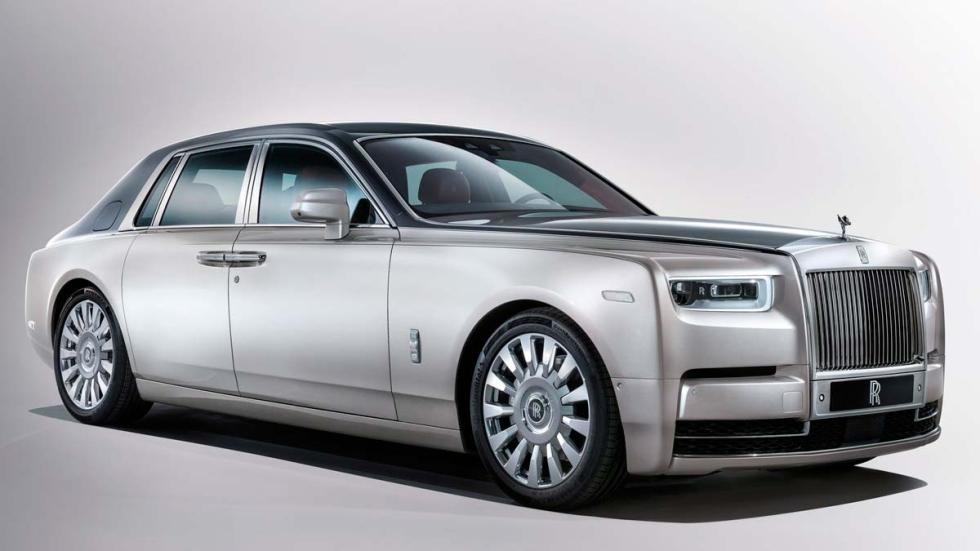 Rolls-Royce Phantom 2018 El más silencioso