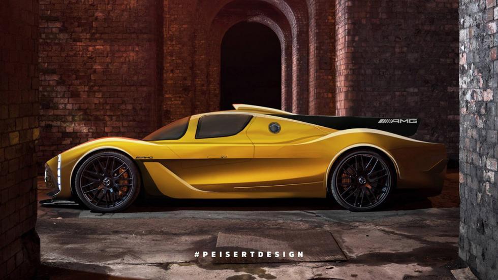 5 rumores de coches que queremos ver hechos realidad ya - AMG Project One