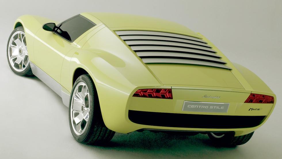 5 rumores de coches que queremos ver hechos realidad ya - Lamborghini Miura