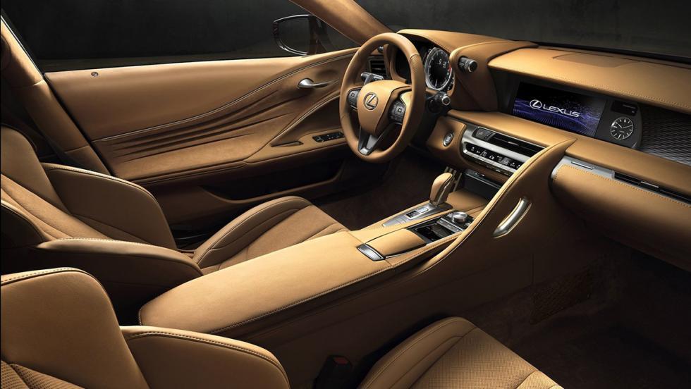 5 rumores de coches que queremos ver hechos realidad ya - Lexus LC-F