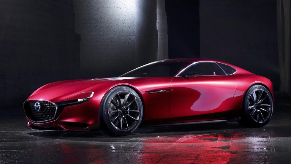5 rumores de coches que queremos ver hechos realidad ya - Mazda RX-9