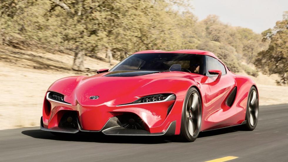 5 rumores de coches que queremos ver hechos realidad ya - Toyota Supra