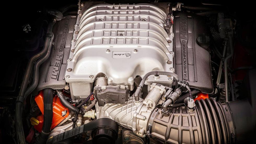 5 SUV que suenan como un deportivo - Jeep Grand Cherokee Trackhawk