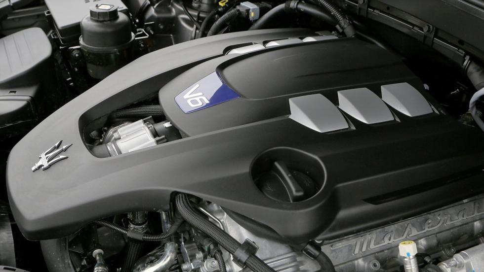 5 SUV que suenan como un deportivo - Maserati Levante