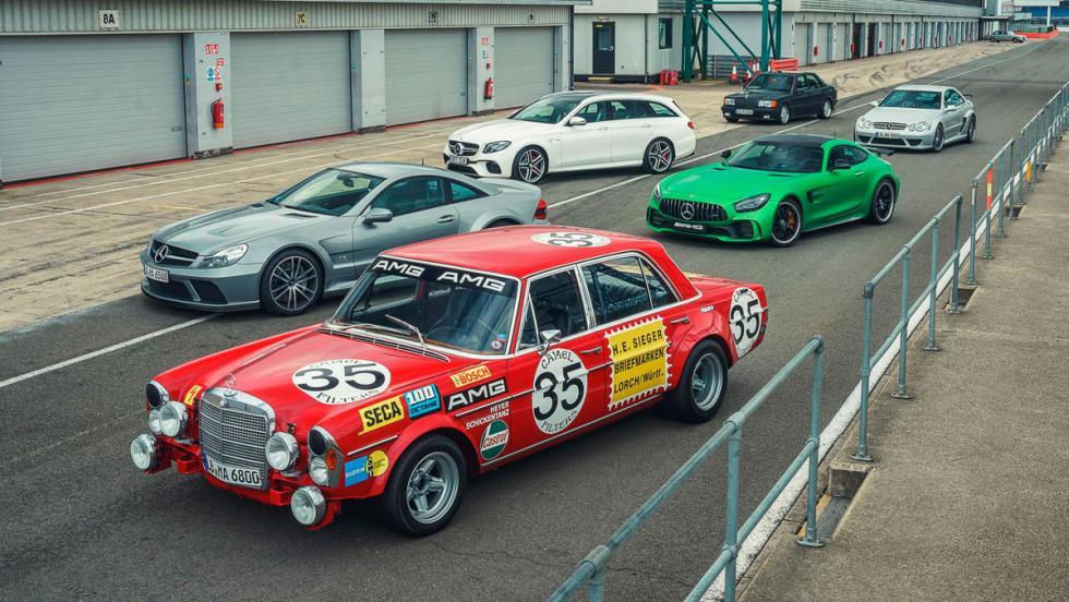 50 aniversario Mercedes-AMG (I)