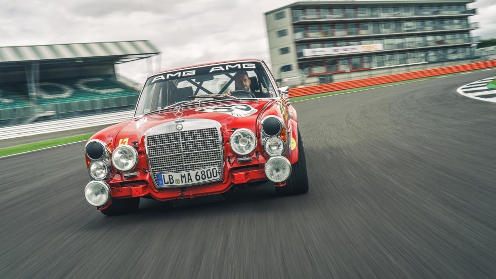 50 aniversario Mercedes-AMG (III)