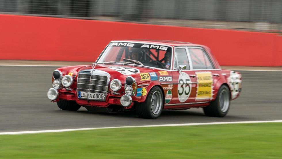 50 aniversario Mercedes-AMG (V)