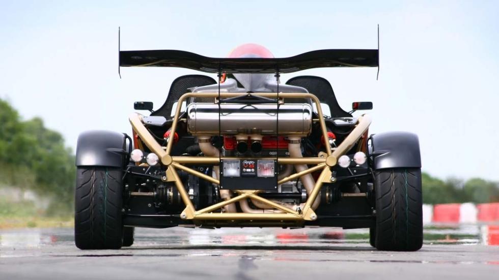 Motor V8 más ligero Ariel Atom