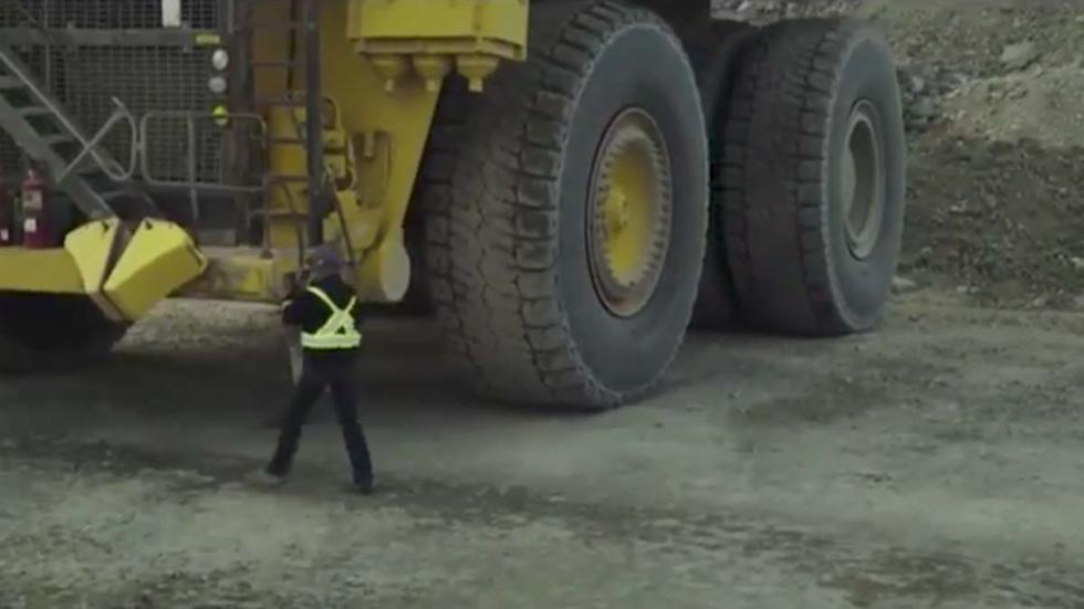 Neumático más grande