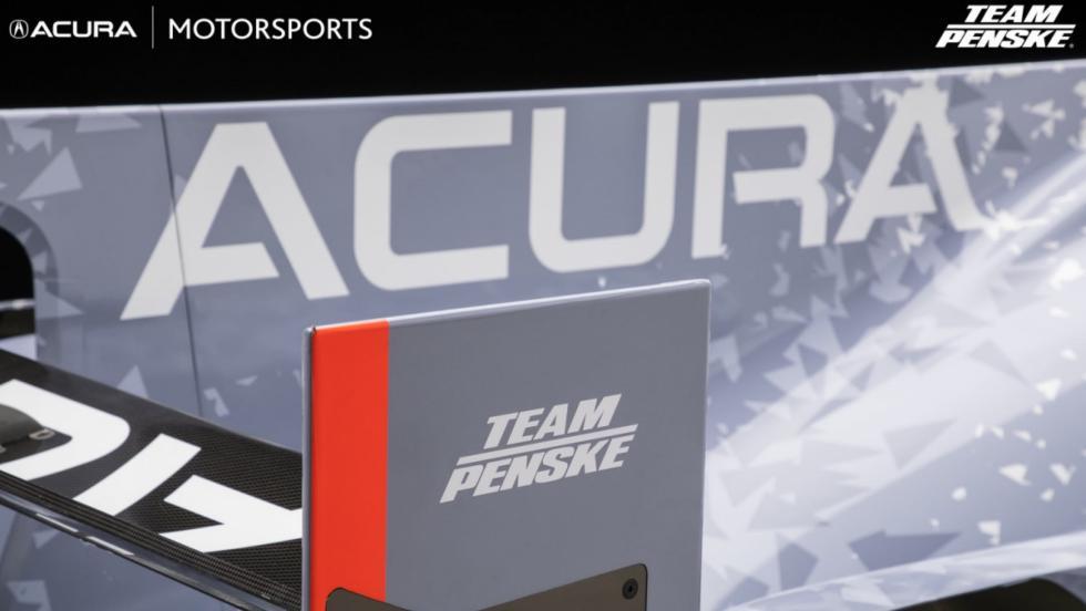 Acura ARX-05 Prototype