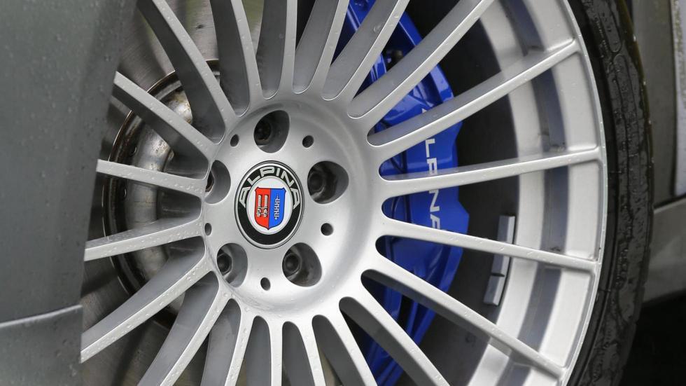 Alpina B7 sedán lujo deportivo berlina