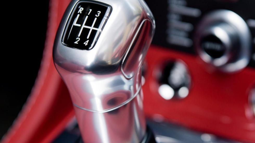 Aston Martin Vantage V12 Roadster (cambio)