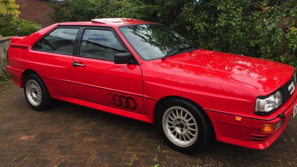 Audi Quattro 1991