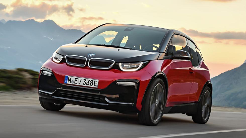 BMW i3s 2017
