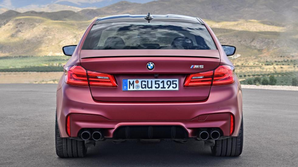 BMW M5 2017 (IX)