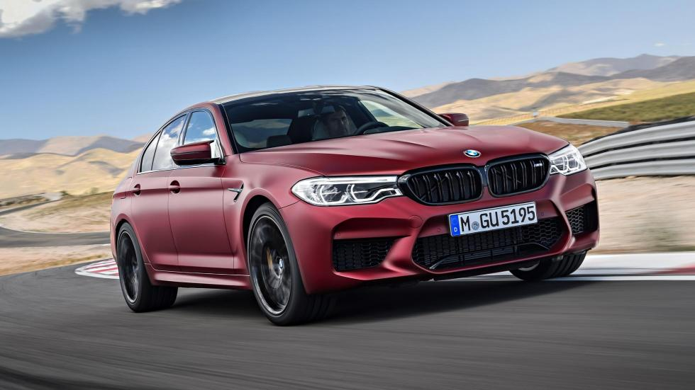 BMW M5 2017 (V)