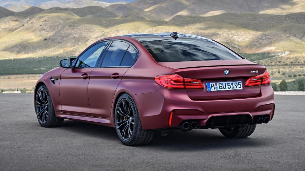BMW M5 2017 (VI)