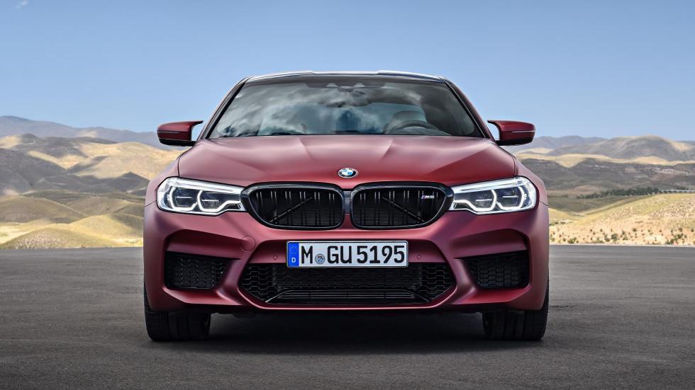 BMW M5 2017 (X)