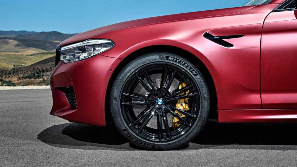 BMW M5 2017 (XVI)