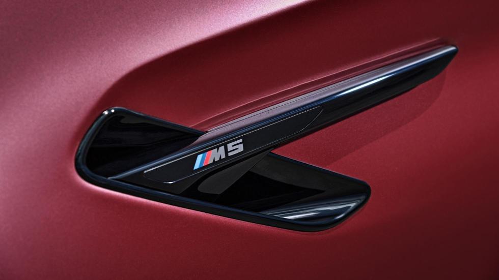BMW M5 2017 (XVII)