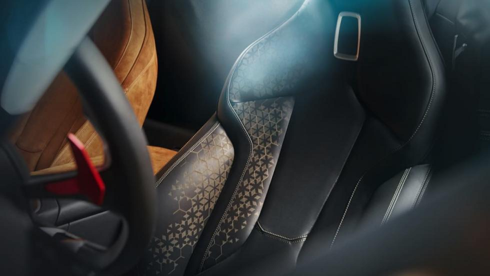 BMW Z4 Concept detalle asiento