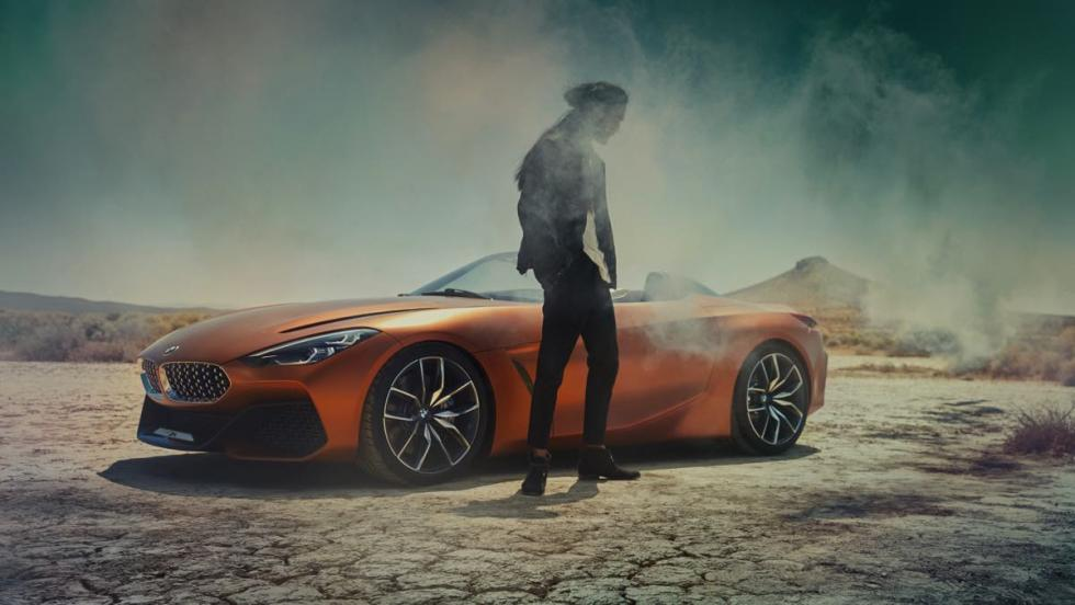 BMW Z4 Concept oficial