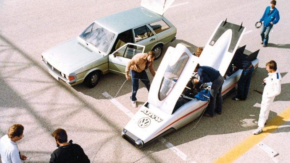 Centro Técnico de Porsche en Nardò (IV)