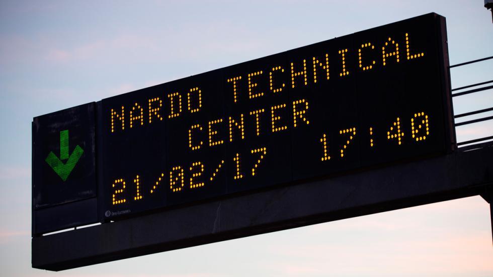 Centro Técnico de Porsche en Nardò (XX)