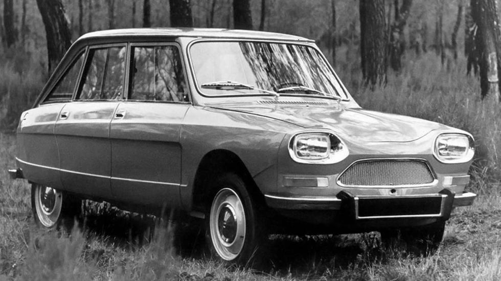 Citroën Ami 8 desconocido familiar