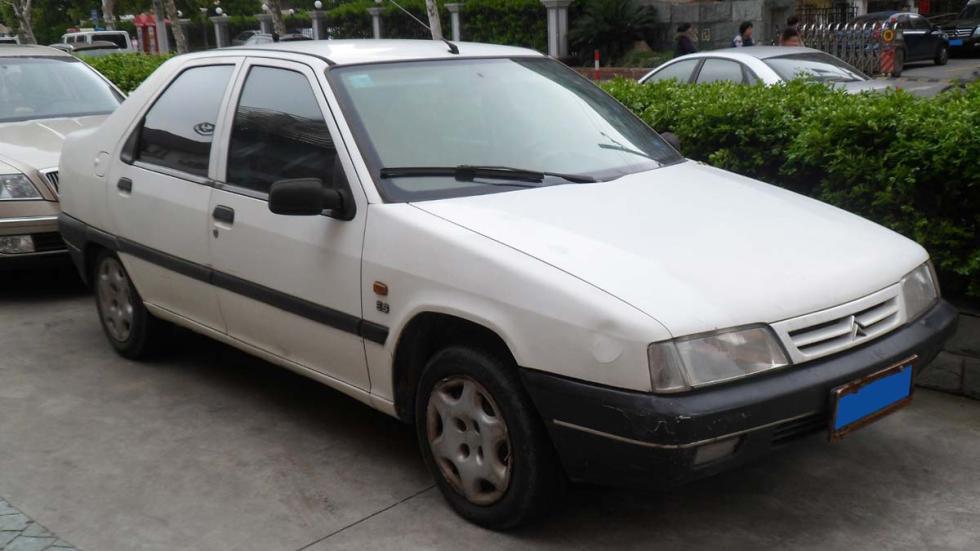 Citroën Fukang China