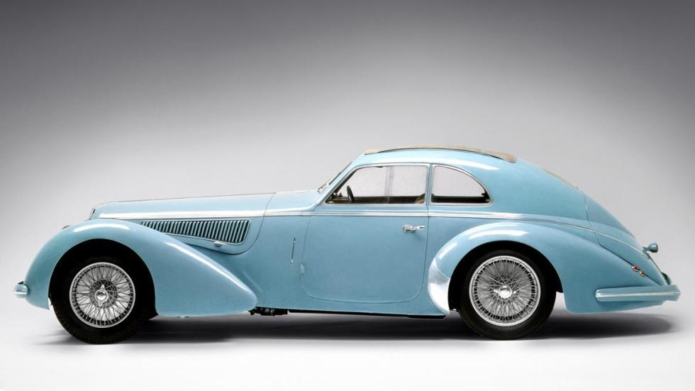 Alfa Romeo 8C 2900 Lungo clásico lujo