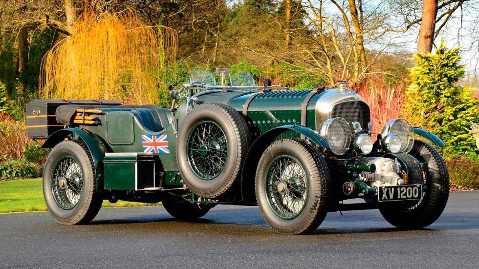 Bentley 4 1/2 Blower clásico lujo deportivo