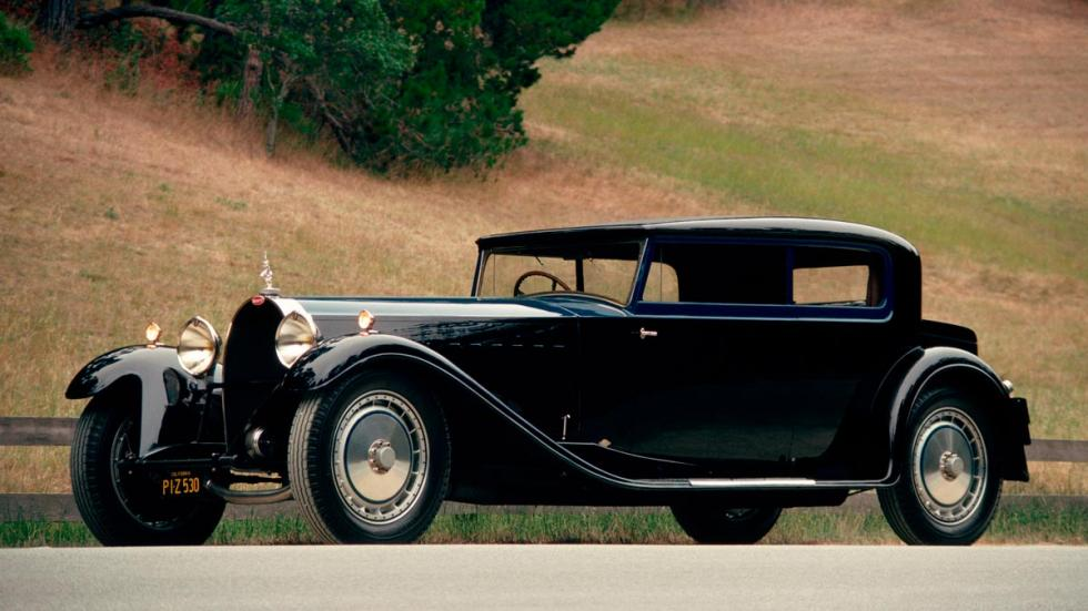 Bugatti Type 41 Royale lujo clásico