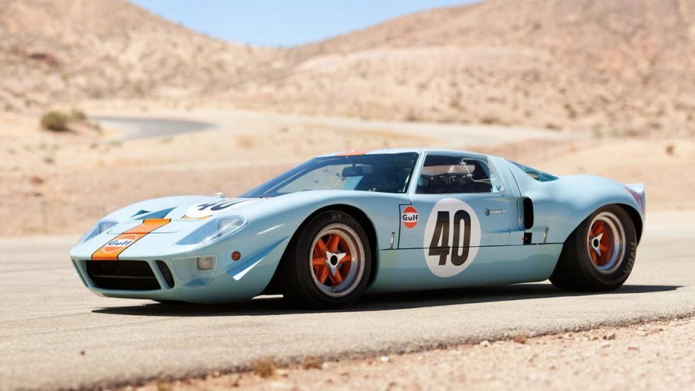 Ford GT40 1968 deportivo motorsport Le Mans