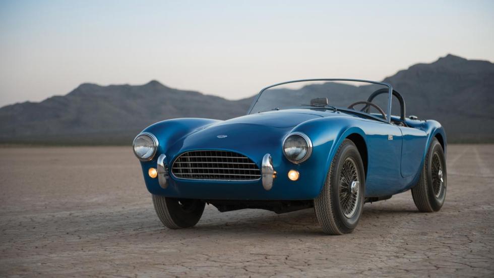 Shelby Cobra 260 prototipo deportivo clásico