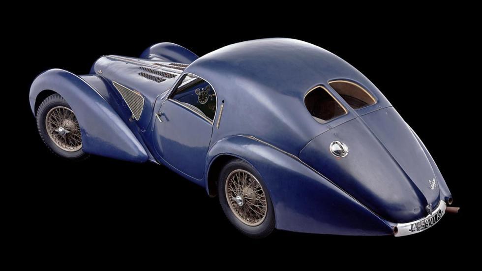 Talbot-Lago T150-C SS lujo diseño