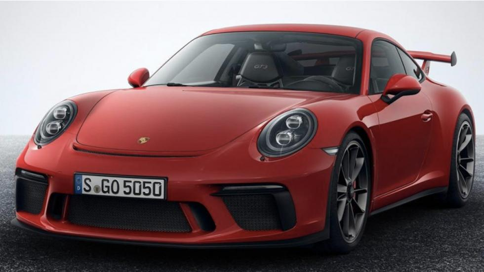 Coches que Pegasus no puede seguir: Porsche 911 GT3 (III)