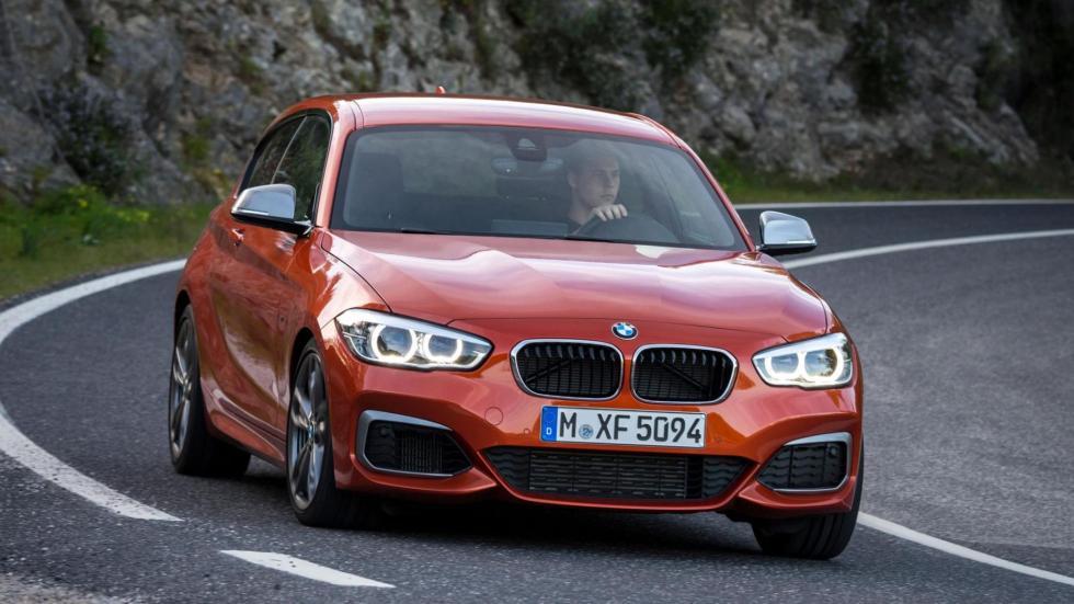 Compactos que más aceleran: BMW M140i, 4,8 segundos
