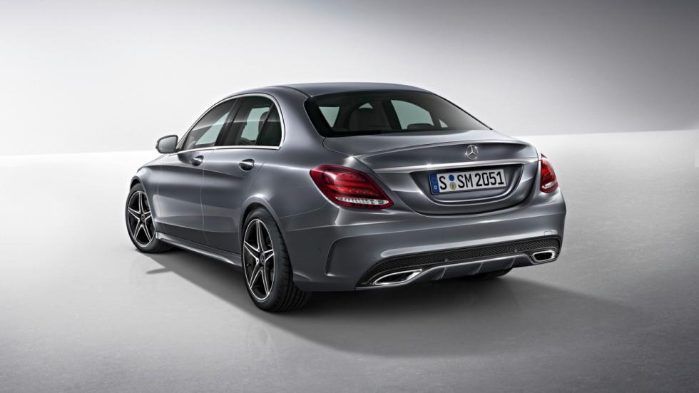 Actualización Mercedes Clase C y Clase GLC
