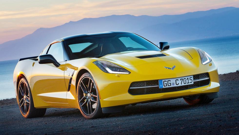 Los deportivos más prácticos del mercado - Chevrolet Corvette