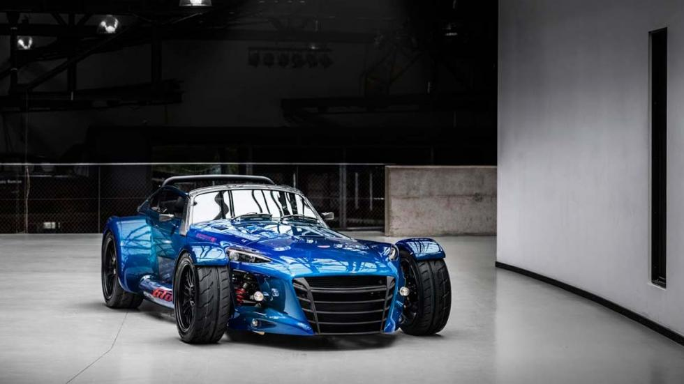 Donkervoort D8 GTO RS Bare Naked Carbon Edition fibra carbono