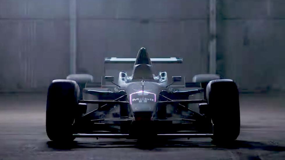 Entrevista con Gordon Murray, el diseñador del McLaren F1