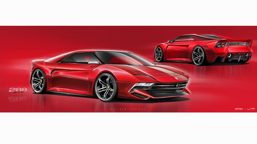 Ferrari 288 GTO 2020 (I)