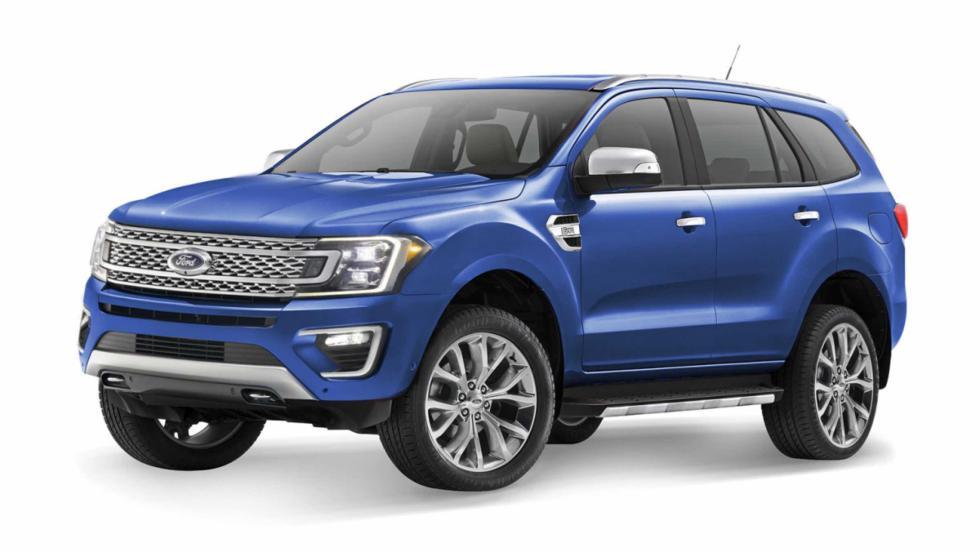 Ford Bronco (cinco puertas)