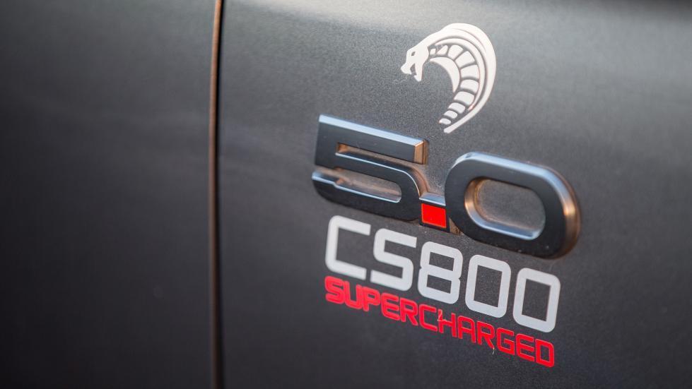 Este Mustang preparado por Sutton tiene 825 CV